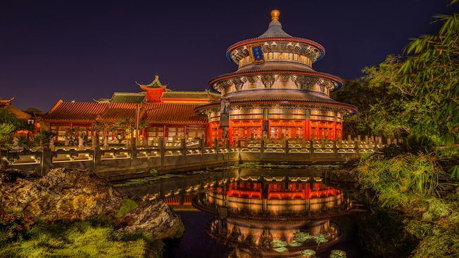 Reflections of China Exterior
