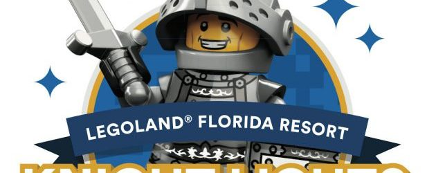 LEGOLAND Florida to Host Knight Lights in July