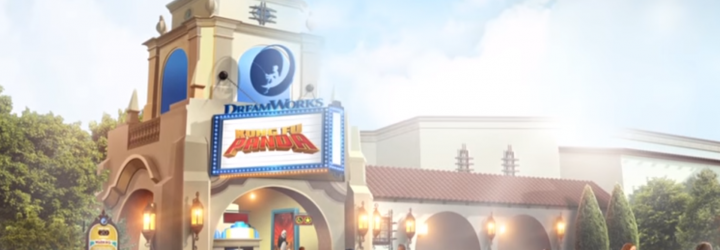 Brand New Attraction Based on DreamWorks Coming to Universal Studios Hollywood!
