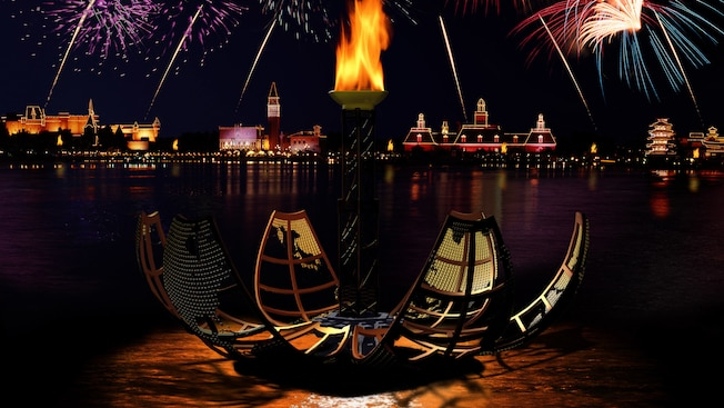 Episode 144 – We Read Out Poor Reviews of IllumiNations Reflections of Earth