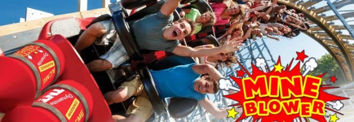 Check Out This Awesome Video of the New Coaster at Fun Spot America