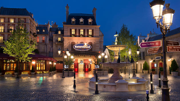 Has Disney Just Filed Permits for a Ratatouille Ride & New Country at Epcot?
