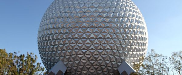 Poor Google Reviews of Spaceship Earth!