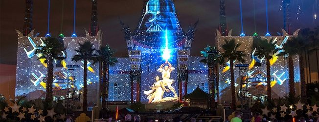 Star Wars Galactic Nights Returning to Disney's Hollywood Studios in May