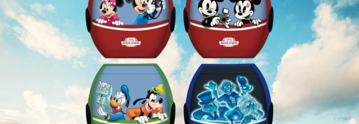 Gondolas and Minnie Vans Coming to Walt Disney World