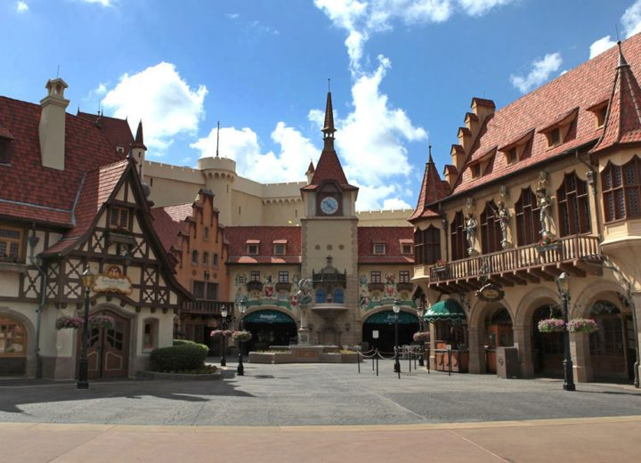 Brazil Coming to World Showcase in Epcot?