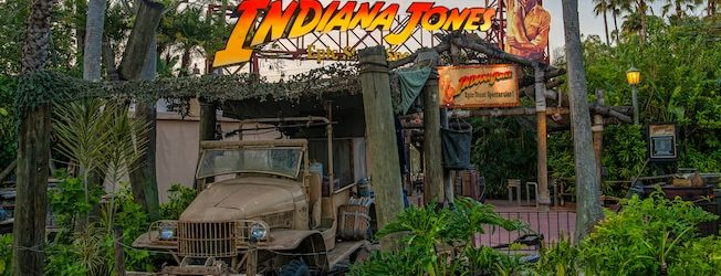 Indiana Jones Epic Stunt Spectacular 20th Anniversary – Pin Profiles 16