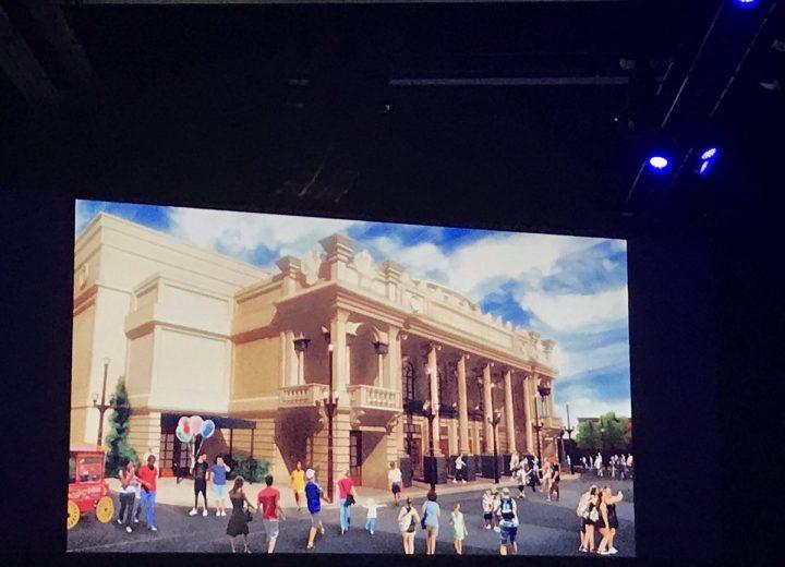 New Theatre Coming to Magic Kingdom