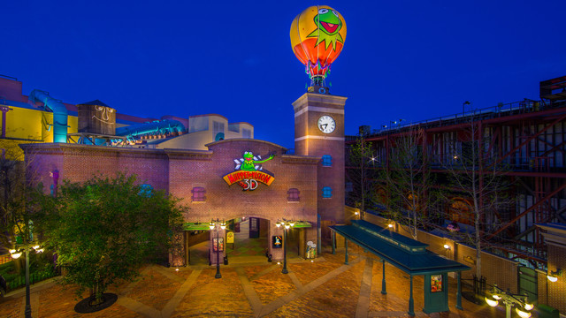 New Area to Replace Muppets Courtyard at Disney's Hollywood Studios