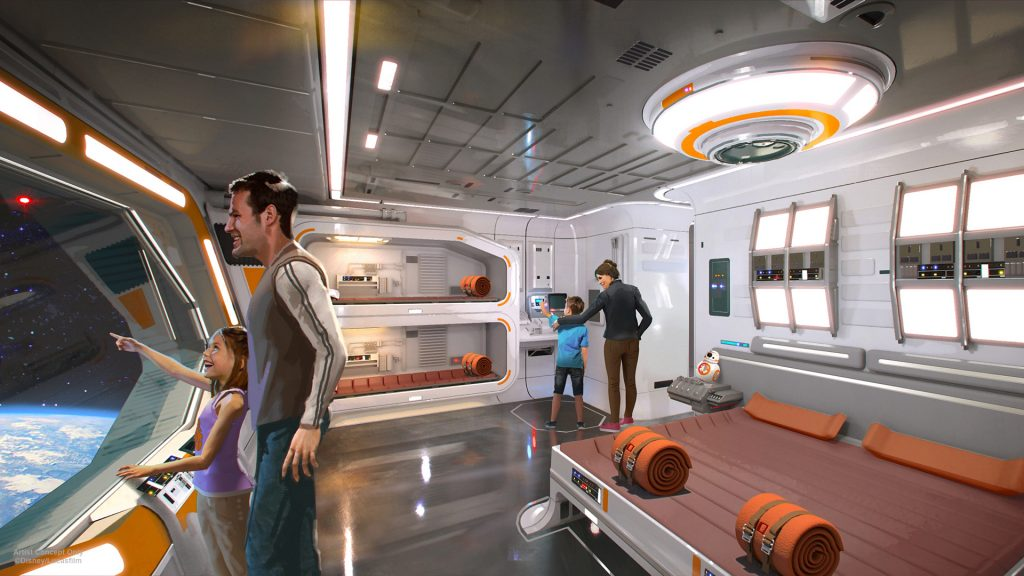 Star Wars Hotel Walt Disney World