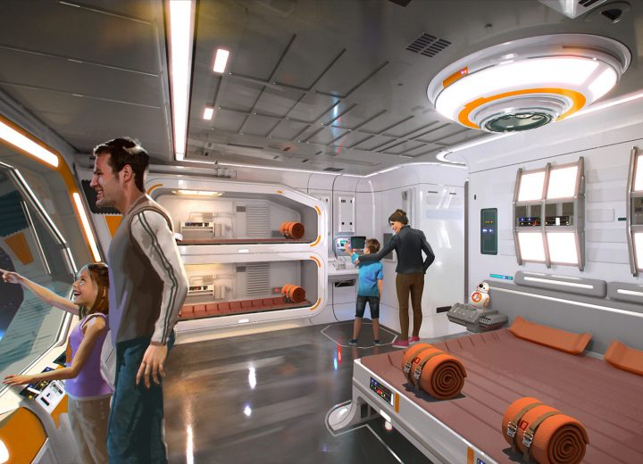 Star Wars Hotel Coming to Walt Disney World