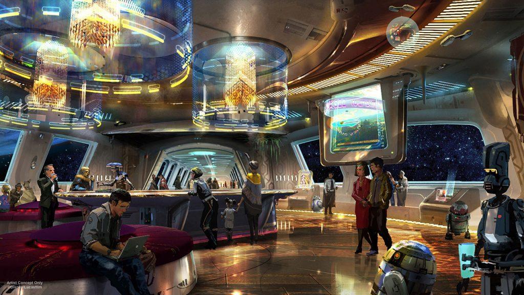 Star Wars Hotel WDW