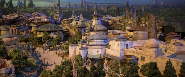 Star Wars Land Confirmed Name is Star Wars Galaxy's Edge – Opening in California First!
