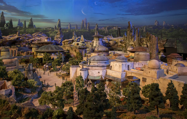 Guest Choices Will be at the Heart of Star Wars Land