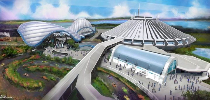 Tron Lightcycle Power Run Confirmed for Magic Kingdom