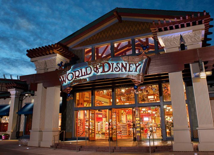 World of Disney Shopping Card Offer Begins Today at Disney Springs!