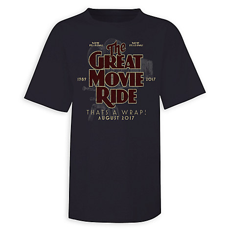 0081c886881 Say Goodbye to Great Movie Ride   Universe of Energy with Limited Release T- shirts