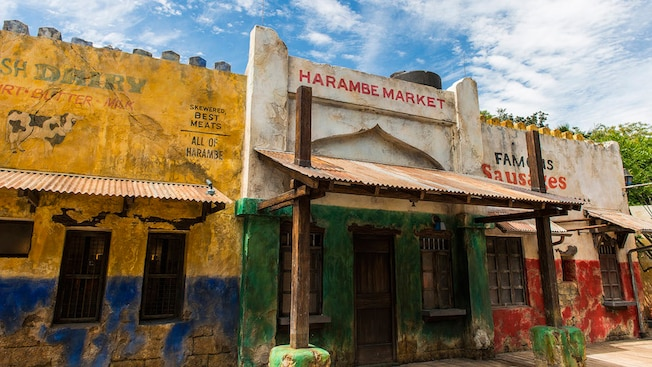 Harambe Market Joins Mobile Order at Walt Disney World