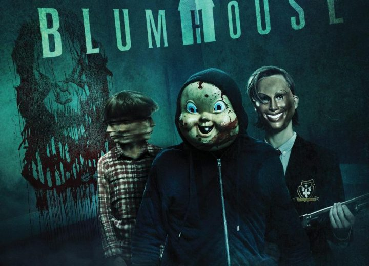 Halloween Horror Nights 28  Live Episode 1 – Slaughter Sinema & Blumhouse