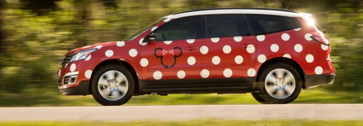 Minnie Vans Expands to More Resorts at Walt Disney World