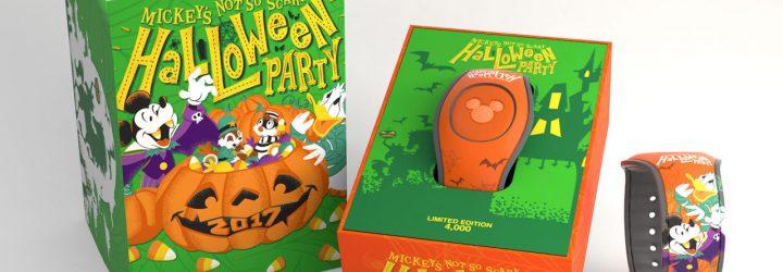 Mickey's Not-So-Scary Halloween Party 2017 Merchandise Spotlight