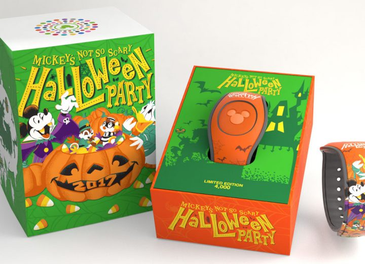 Mickey's Not-So-Scary Halloween Party 2017 Merchandise Spotlight