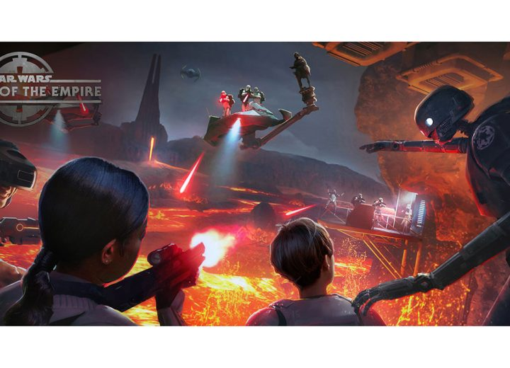 Star Wars Virtual Reality Experience Coming to Walt Disney World and Disneyland