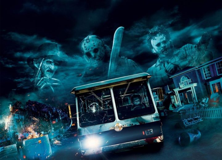Titans of Terror Maze Coming to Halloween Horror Nights at Universal Hollywood