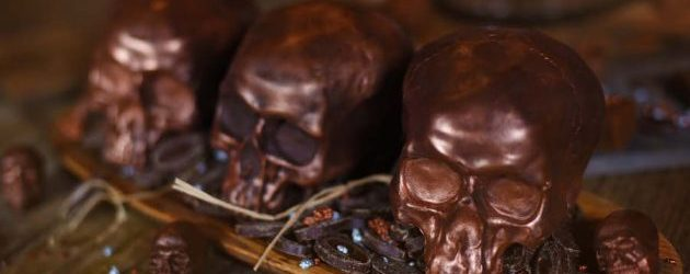 The Ganachery at Disney Springs is Offering Halloween Themed Treats!