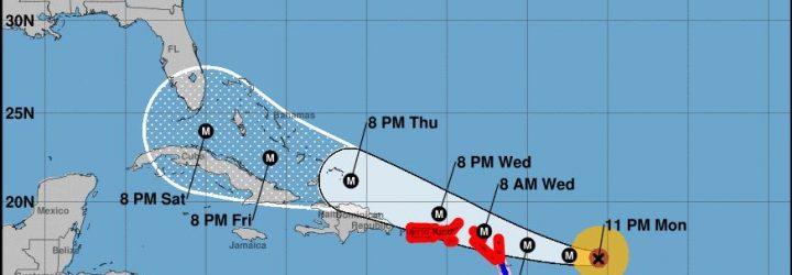 Walt Disney Company Committing $2.5 million to Hurricane Irma Recovery