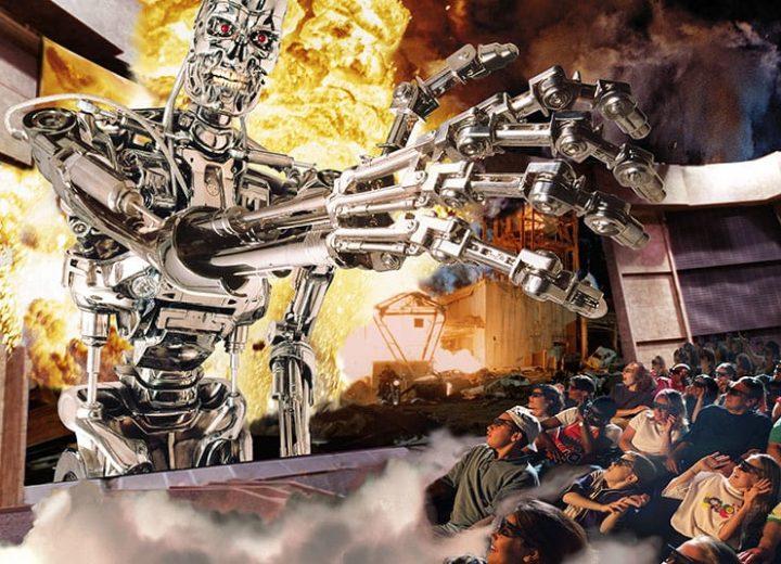 Terminator 2: 3D Closing at Universal Orlando