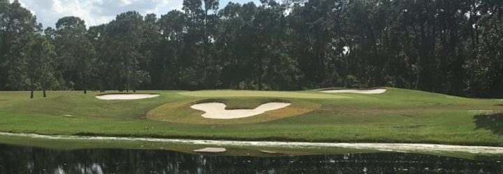 More Mickey-shaped Bunkers Coming to Disney Golf Courses