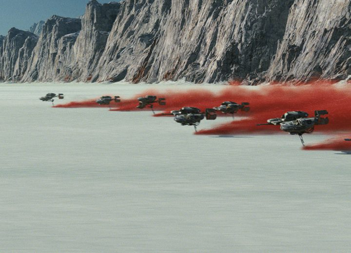 Star Wars: The Last Jedi Coming to Star Tours Next Month