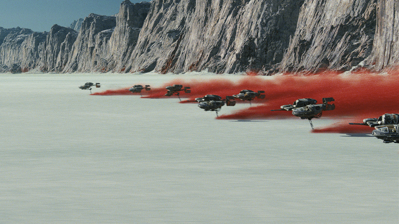 The Last Jedi coming to Star Tours