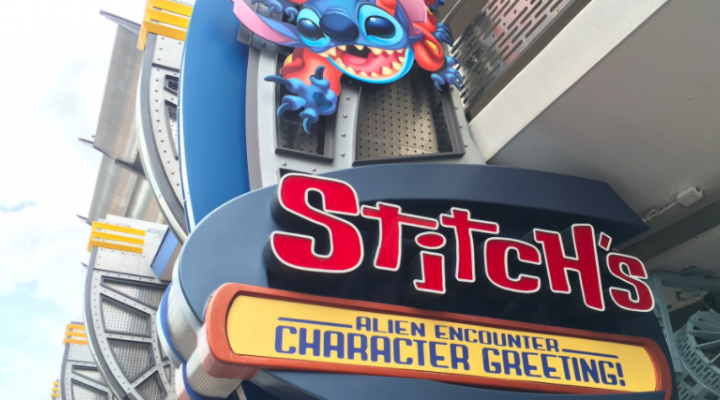 Stitch's Great Escape Being Replaced at Magic Kingdom?
