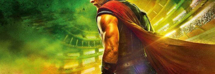Get a Preview of Thor Ragnarok at Disney California Adventure Park