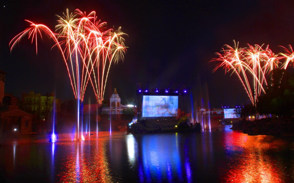 Universal's Cinematic Spectacular - 100 Years of Movie Memories