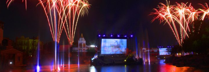Universal Announce New Nighttime Show to Replace Cinematic Spectacular