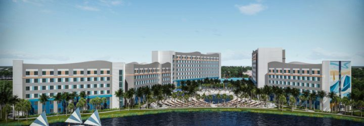 Two Brand New Hotels Coming to Universal Orlando