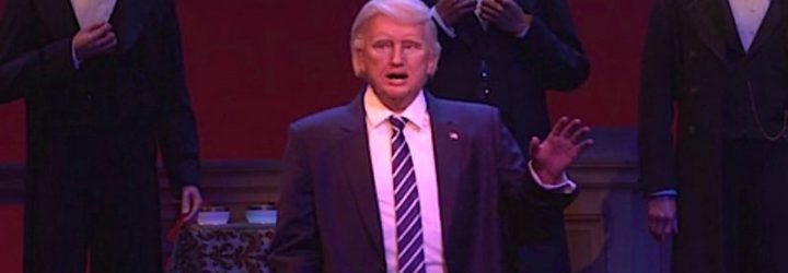 Trump Debuts at Hall of Presidents as the Attraction Reopens Today