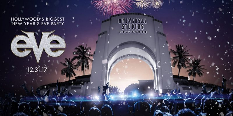 Universal New Years Eve 2018