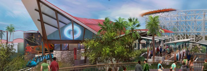 First look at 'The Incredibles' coaster, Incredicoaster