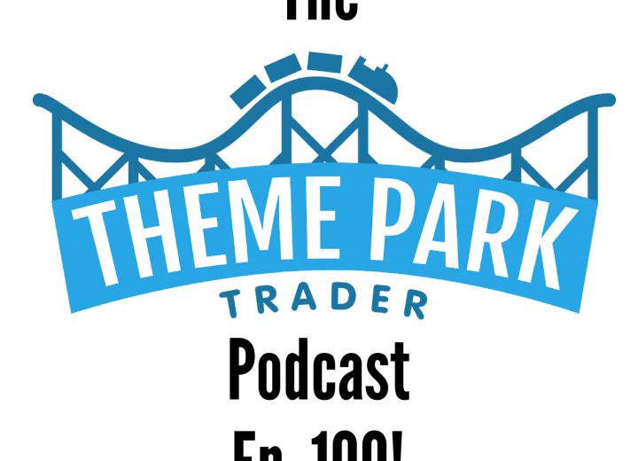 Episode 100 – We celebrate 100 episodes with a huge Disney Parks Quiz!