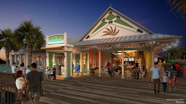 Brand New Details on Disney's Caribbean Beach Expansion