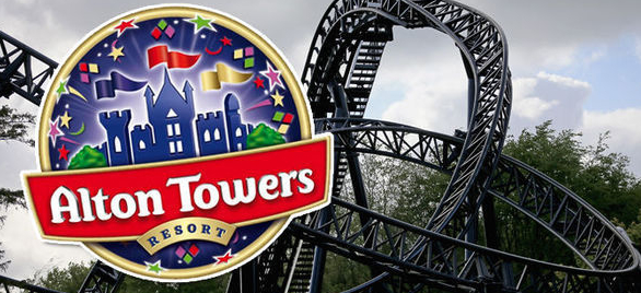 Episode 105 – Jen Rejoins Us to Discuss the History of Alton Towers!