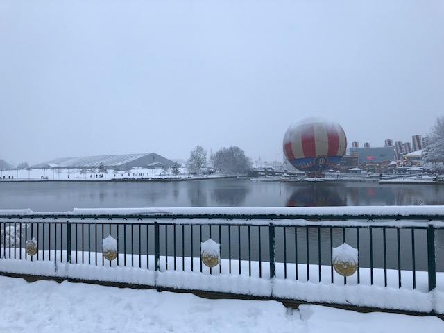 Episode 108 – Disneyland Paris February 2018 Snow Trip Report