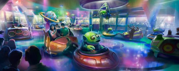 New Toy Story artwork, plus official word on Hollywood Studios name