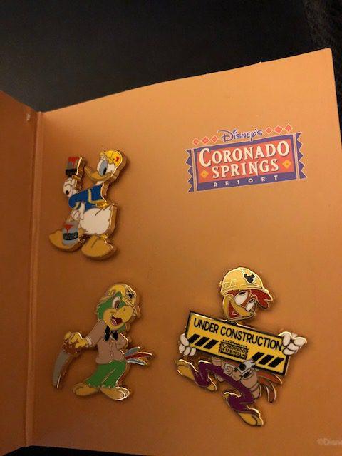 Pin Profiles The Three Caballeros At Disney S Coronado