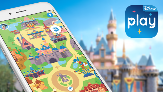 Disney Announces New App Designed to 'Turn Wait Time into Play Time'