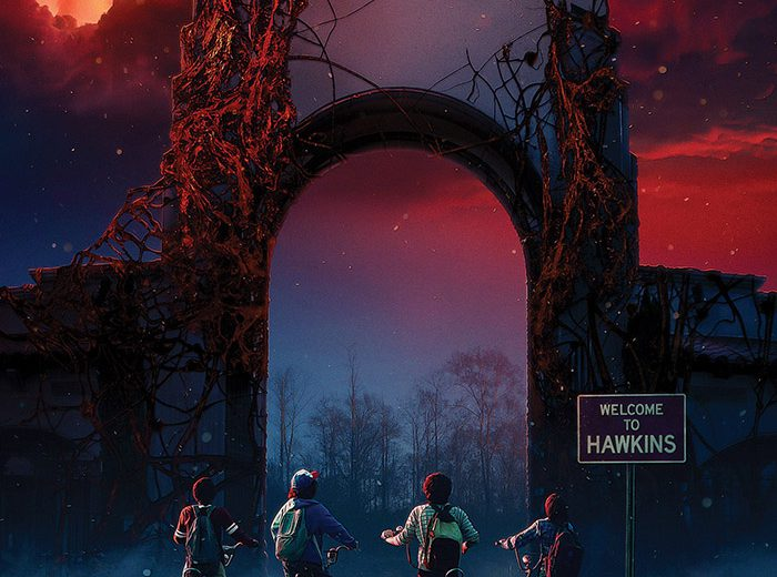 Stranger Things Announced As The First House for Halloween Horror Nights 2018!
